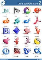 Dre-S Software Icons 2 by piscdong