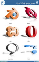 Dre-S Software Icons 5 by piscdong