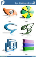 Dre-S Software Icons 8 by piscdong
