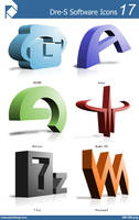 Dre-S Software Icons 17 by piscdong