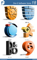 Dre-S Software Icons 18 by piscdong