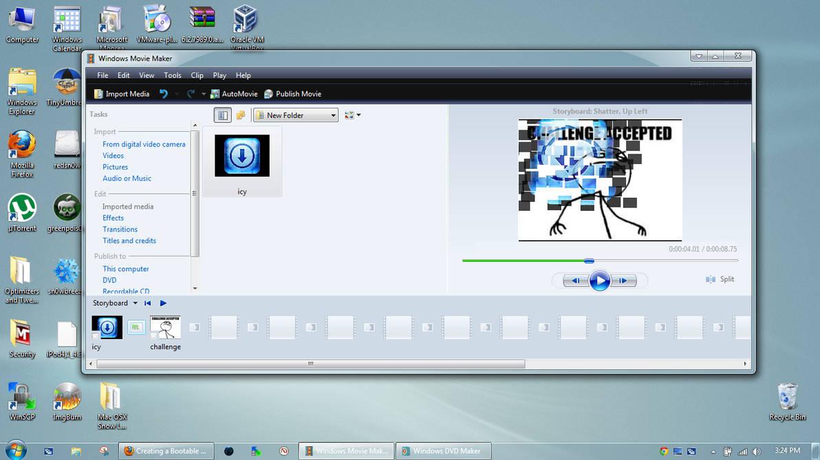 windows live movie maker zip download