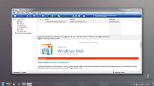 ORIGINAL Windows Mail in Windows 7