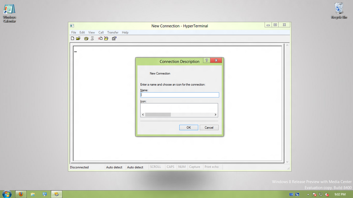 Hyperterminal alternatives for windows 7/8/10.