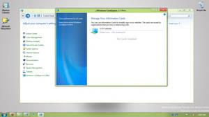 Windows CardSpace on Windows 8
