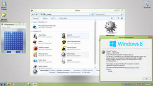 Microsoft Games for Windows 8