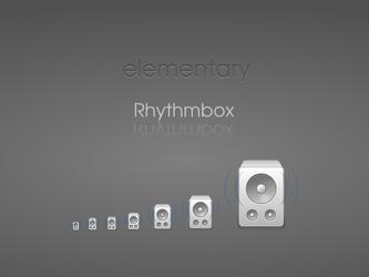 Rhythmbox elementary style by spg76