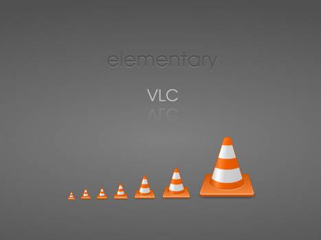 VLC  elementary style