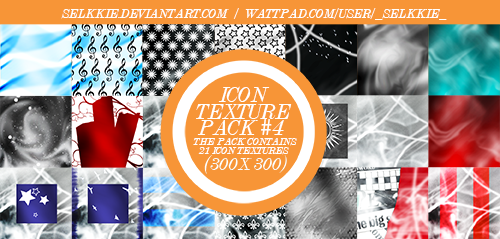 Icon Texture Pack #4 by selkkie