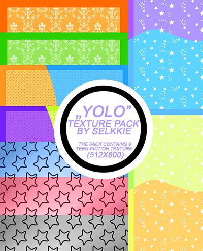 Yolo Texture Pack by selkkie