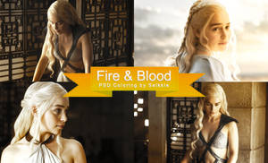 Fire  Blood - PSD Coloring by selkkie