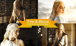 Fire  Blood - PSD Coloring
