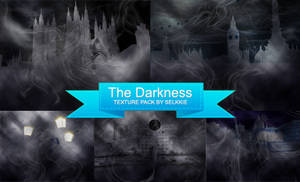 The darkness - Texture Pack by selkkie