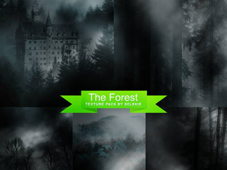 The Forest - Texture Pack