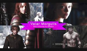 Valar Morgulis - PSD Coloring