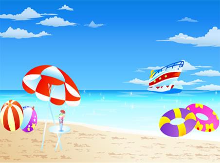 Vector Seaside Resort