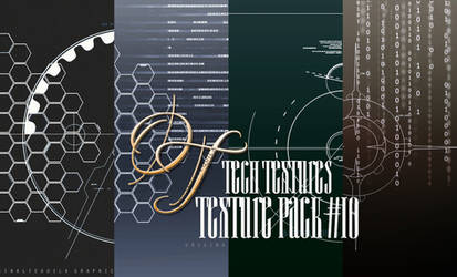 Tech Texture Pack by OriginalTequila