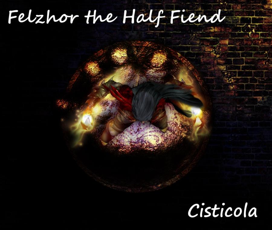 Felzhor the Half Fiend by Cisticola
