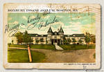 The Haunting - Roxbury Postcard (weathered)