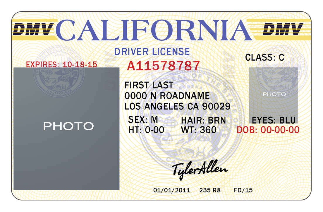 Tylerallen86 On By License Deviantart Drivers California