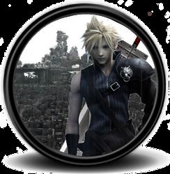 Final Fantasy VII Icon by TylerAllen86