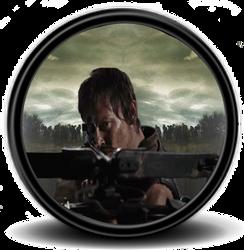 The Walking Dead: Daryl Dixon Icon by TylerAllen86
