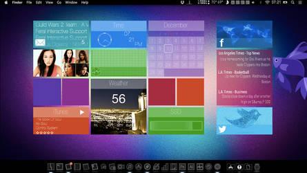 Windows 8 Metro Mac Wallpaper by TylerAllen86