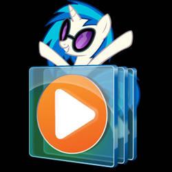 Windows Media Player DJ Pon3