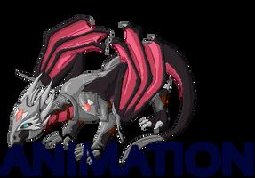 :FANART: General Cynder - Pixelart Animation v1.0 by VaylerSilv