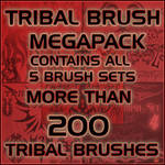 Tribal Brush Megapack