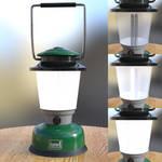 Camping Lantern (Free Prop for Daz Studio)