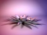 Walking flower by fabianfucci