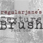 Brush Pack One TEXTURES by regularjane