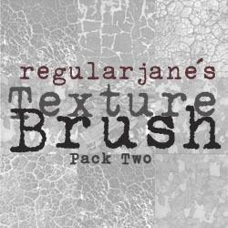 Brush Pack Two TEXTURES by regularjane