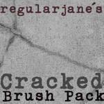 Brush Pack Cracked Set One