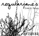 Brush Pack Tree and Twigs