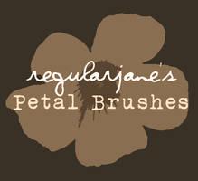 Brush Pack Petals by regularjane