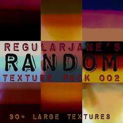 Random Texture Pack 002 by regularjane