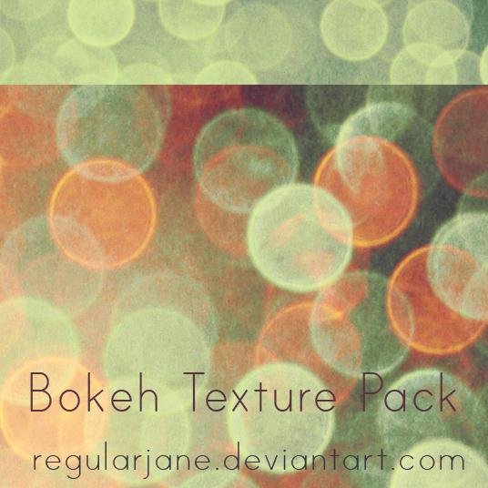Regularjane's Bokeh Textures by regularjane