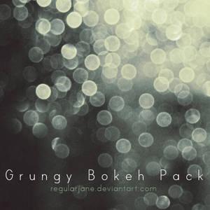 Grungy Bokeh Pack