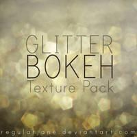 Glitter Bokeh Texture Pack by regularjane
