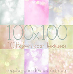 Bokeh Icon Texture Pack