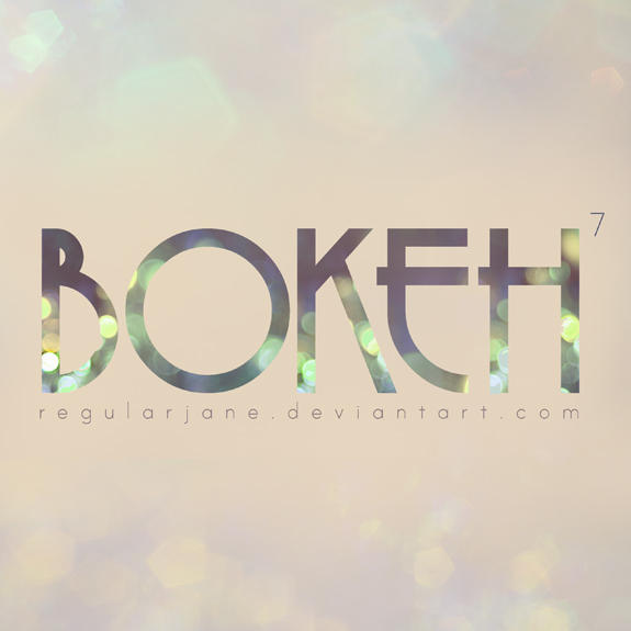 Bokeh Texture Pack 007 by regularjane