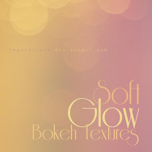 Soft Glow Bokeh Pack by regularjane
