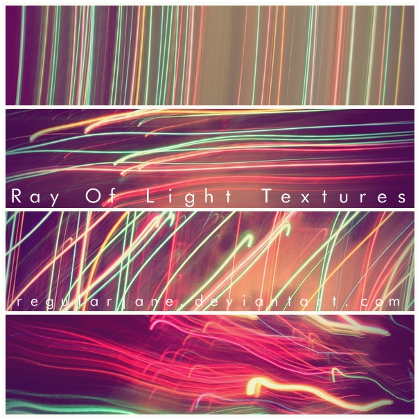 Ray of Light Textures