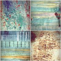 Metalistic Metal Textures by regularjane
