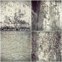 Cemented Grunge Textures by regularjane