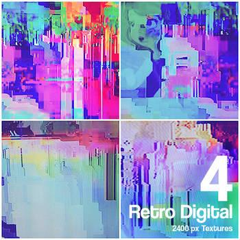 Retro Digital Textures