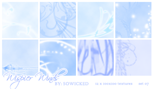 Wispier Winds TextureSet by SoWicked