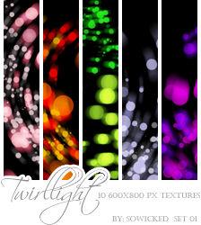 Twirllight TextureSet